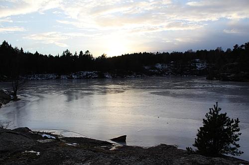 See in Bergsjön