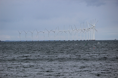 Erneürbare Energien vor der Küste