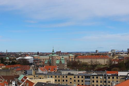 Blick vom runden Turm