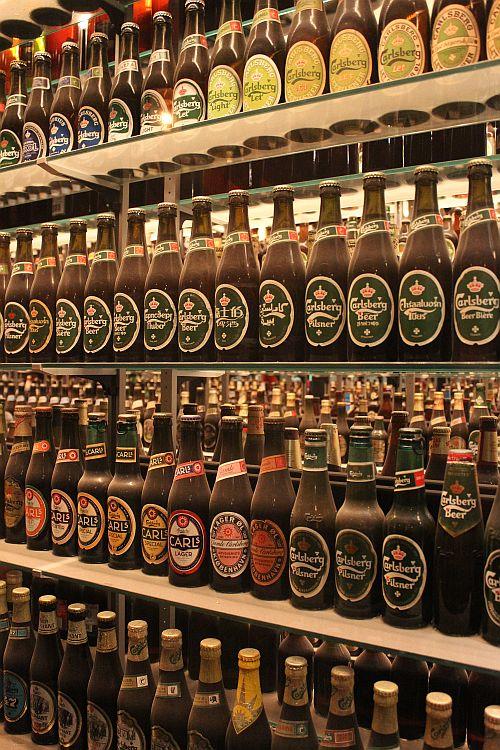 Grösste Biersammlung der Welt