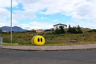 Auch in Island gibt es Bienen