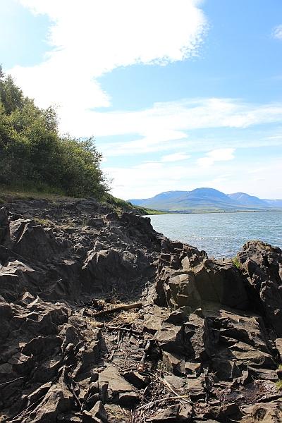 Küstenspaziergang