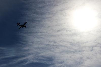 Planespotting am Flughafen von Akureyri