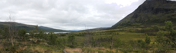 Panorama Kungsleden