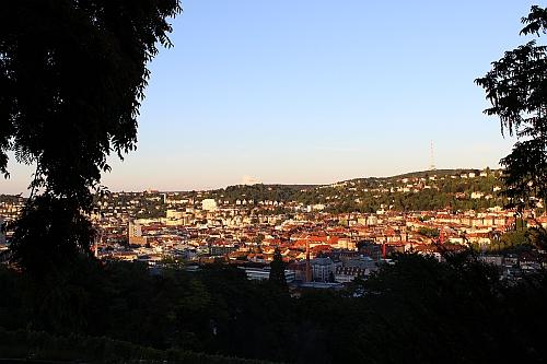 Blick von der Karlshöhe