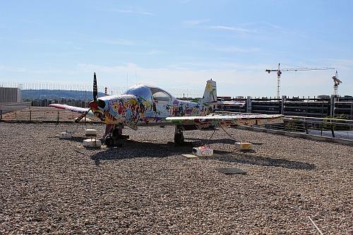 Hippie-Flugzeug